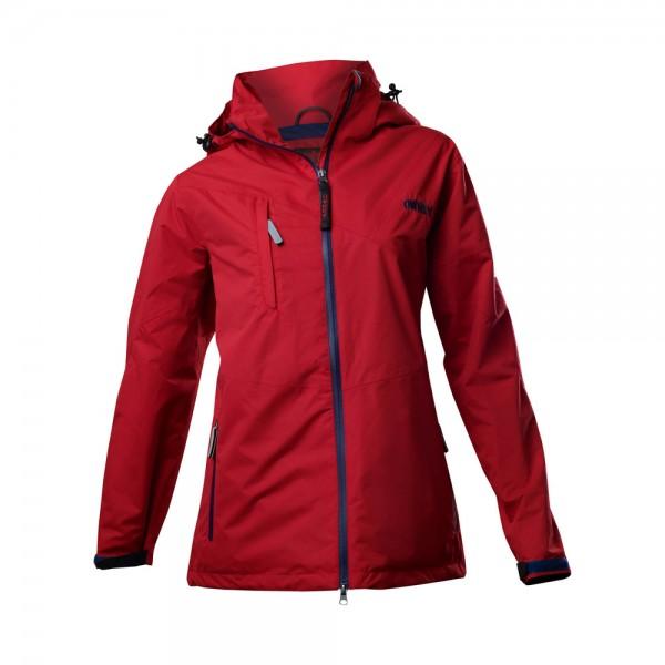 Nova Jacket Women red