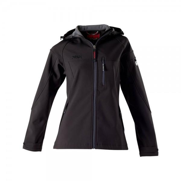 Softshell-Jacke Damen 'Cerro' black