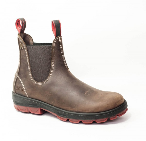 Stiefel 'Rover' by Hobo dark brown
