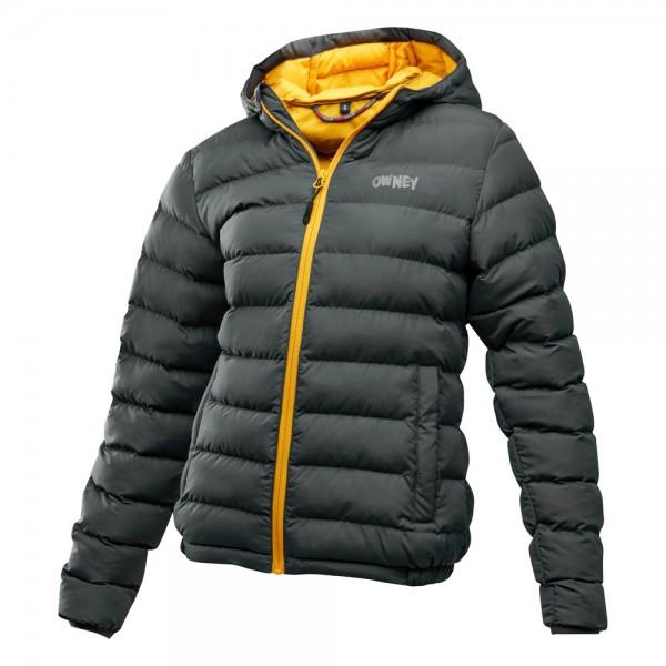 Primaloft Jacket Women anthracite