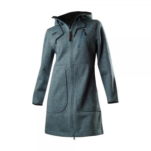 Lana Coat Women blue