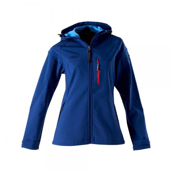 Softshell-Jacke Damen 'Cerro' royal blue