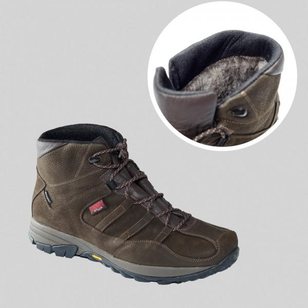 Schuhe 'Grassland Winter' braun